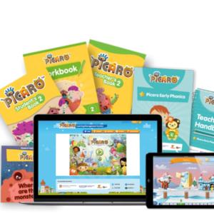Język angielski dla dzieci 8 – 12 lat Picaro English