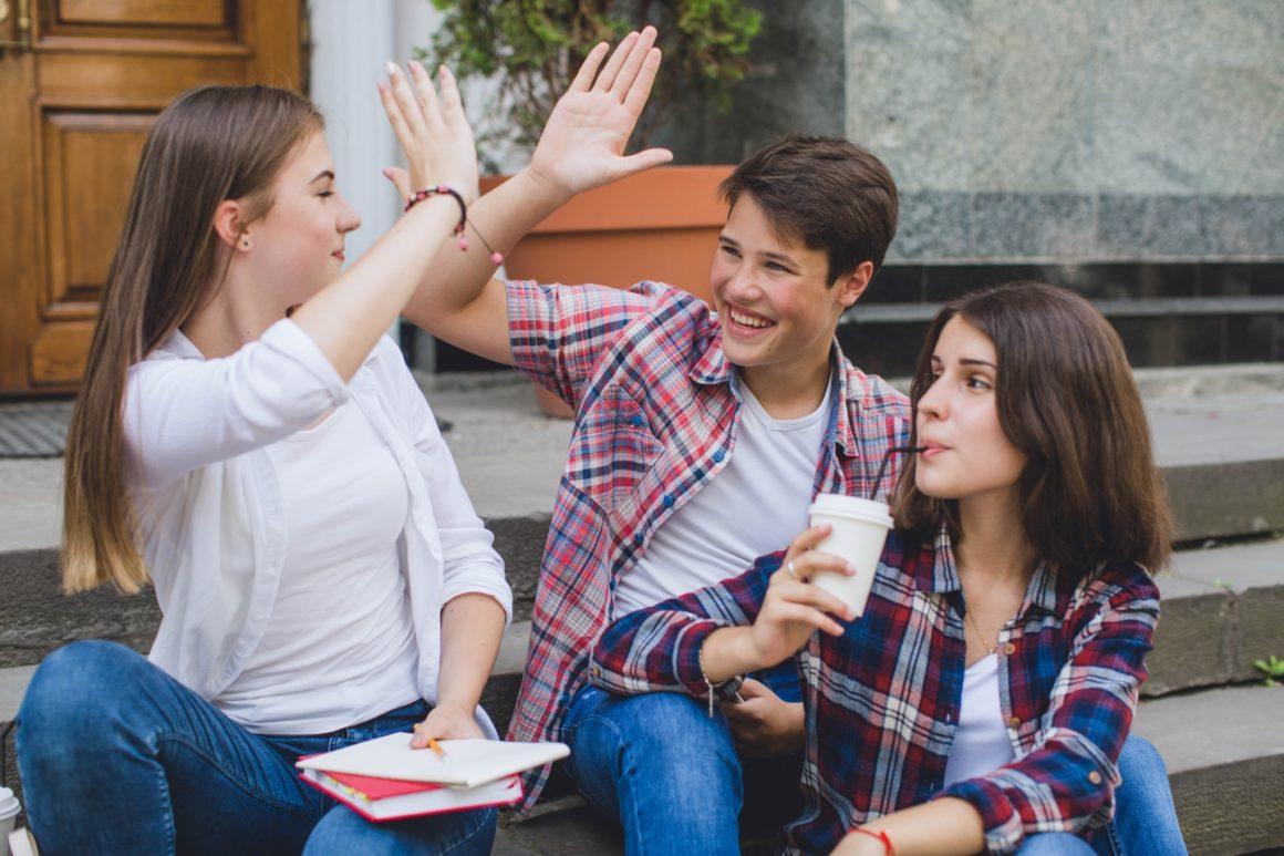 Język angielski dla młodzieży